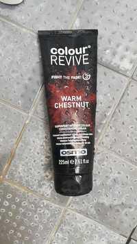 OSMO - Colour revive warm chestnut -  Conditioning cream