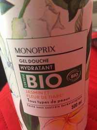 MONOPRIX - Jasmin et fleur de tiaré - Gel douche