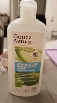 Douce Nature - Lotion micellaire - Démaquillante hydrate