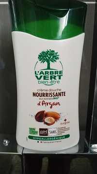 L'Arbre vert - Crème douce nourrissante aux extraits bio d'argan