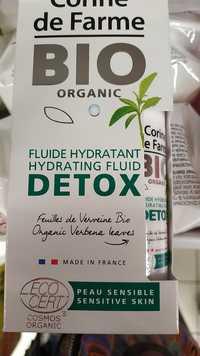 Corine de Farme - Bio fluide hydratant détox