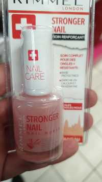 RIMMEL - Stronger nail - Soin complet pour des ongles