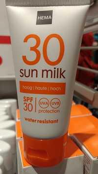 Hema - Sun milk SPF 30 protection