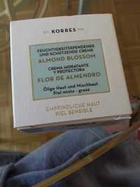 KORRES - Almond blossom - Crema hidratante y protectora