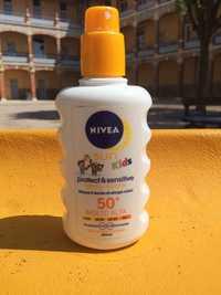 Nivea - Sun kids protect & sensitive - Spray solaire 50+