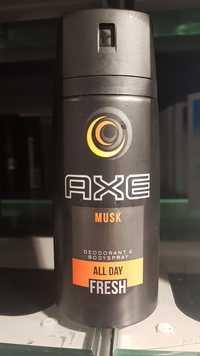 AXE - Musk - All day fresh deodorant & body spray