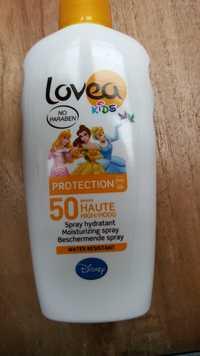 Lovea - Kids spray hydratant haute protection SPF 50