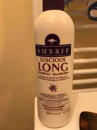 AUSSIE - Luscious long - shampooing