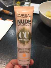 L'ORÉAL - Nude Magique - CC Cream
