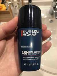 Biotherm - Homme 48h day control protection - Anti-transpirant