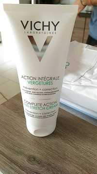 Vichy - Action intégrale vergetures