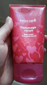 NOCIBÉ - Baies roses & amande douce - Gommage corps