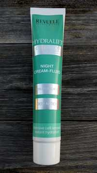 REVUELE - Hydralift - Night cream-fluid