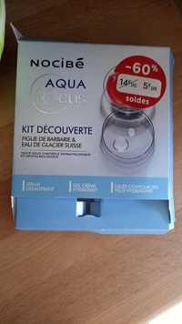 NOCIBÉ - Aqua focus - Kit découverte