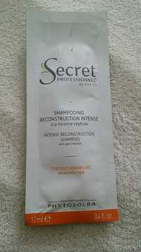 PHYTO - Secret professionnel - Shampooing reconstruction intense