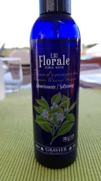 Gravier - Fleur d'oranger bio - Eau florale