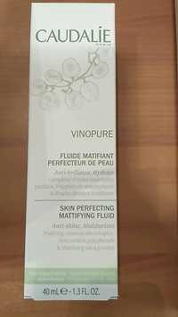 Caudalie Paris - Vinopure - Fluide matifiant perfecteur de peau