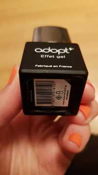 Adopt' - Effet gel - Top coat pour ongles