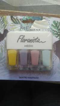 Meeki - Floranista - Quattro nailpolish
