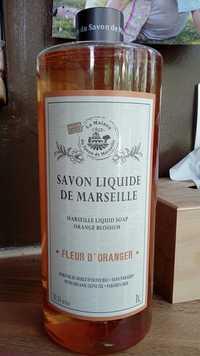 La Maison du Savon de Marseille -  Savon liquide de Marseille Fleur d'oranger