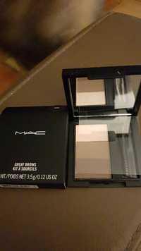 Mac - Kit à sourcils