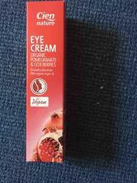 Cien - Nature - Eye cream organic pomegranate & gojy berries