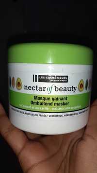 LES COSMÉTIQUES DESIGN PARIS - Nectar of beauty - Masque gainant
