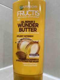 GARNIER - Fructis - Oil repair 3 wunder butter