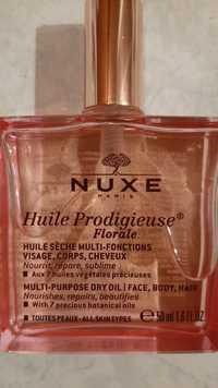 NUXE - Huile sèche prodigieuse - Florale