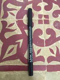 NYX - Extreme shine - Eyeliner SL07 Noir de jais