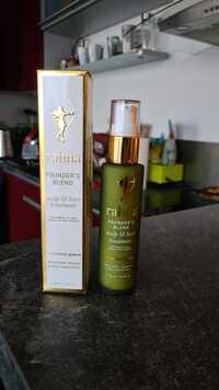 RAHUA - Founder's blend - Scalp & hair treatment