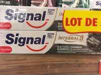 SIGNAL - Integral 8 actions Blancheur & détox - Dentifrice