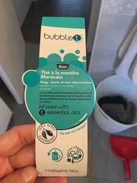 Bubble't - Thé à la menthe marocain - Mugg boule de bain effervescentes
