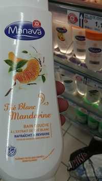 MARQUE REPÈRE - Manava Thé Blanc Mandarine Bain douche
