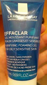 La Roche-Posay - Effaclar - Gel moussant purifiant