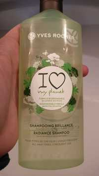 Yves Rocher - I Love my Planet - Shampooing brillance