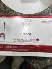 VICHY - Dercos aminexil clinical 5 - soin traitant anti-chute multi cibles