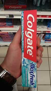 Colgate - Max fresh dentifrice au fluor