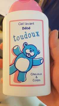 TOUDOUX - Gel lavant bébé - Cheveux & Corps