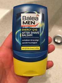Dm - Balea men - Energy Q10 after shave balsam