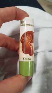 Yves Rocher - Karité - Baume nourrissant réparateur