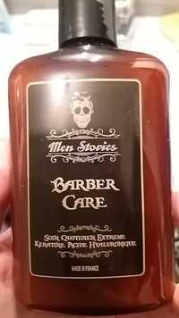 Men Stories - Barber care - Soin quotidien extrême