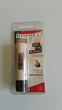 RIMMEL - Hide the blemish - Anti-cernes