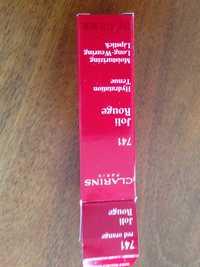 Clarins - Joli rouge - Rouge à lèvres 741 red orange