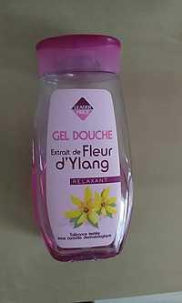LEADER PRICE - Fleur d'Ylang - Gel douche relaxant