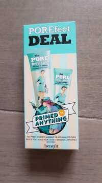 BENEFIT - Porefect Deal - Base de teint visage
