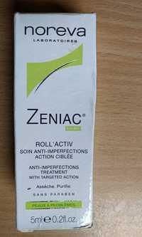 NOREVA - Zeniac Roll'activ - Soin anti-imperfections actions ciblée