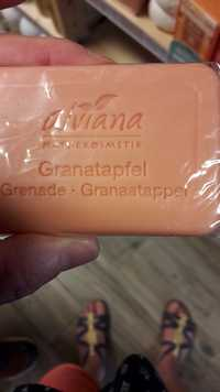 ALVIANA NATURKOSMETIK - Grenade - Pain de savon