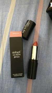 ADOPT' - Lip & kiss le rouge - Rouge à lèvres