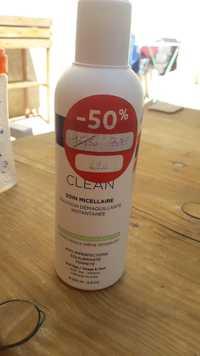 VELD'S - Clean soin micellaire - Solution démaquillante instantanée